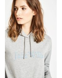 Jack Wills - Pedderson Embroidered Logo Hoodie - Lyst