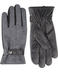 Jaeger - Wool Backed Glove - Lyst