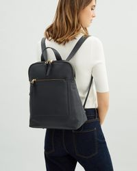Jaeger - Oxford Backpack - Lyst