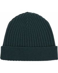 Jaeger - Ribbed Beanie - Lyst