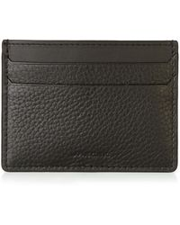 Jaeger - Leather Card Holder - Lyst