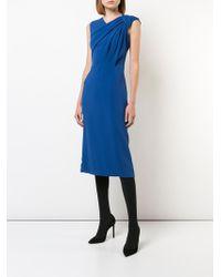 Jason Wu - Stretch Crepe Twist Dress - Lyst