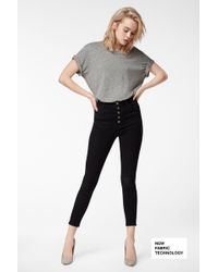 J Brand - Lillie High-rise Cropped Skinny In Photo Ready Hd Vesper - Lyst