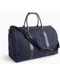 J.Crew - Ludlow Garment Duffle Bag - Lyst