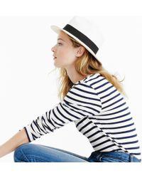 J.Crew - Panama Hat - Lyst