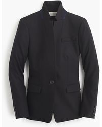 J.Crew - Regent Blazer In Wool Flannel - Lyst