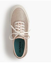 Seavees - Legend Trainers In Glitter - Lyst