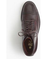 Alden Cap-toe Cordovan Boots