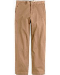 J.Crew - 1450 Relaxed-fit Stretch Chino - Lyst