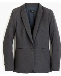 J.Crew - Parke Blazer In Italian Stretch Wool - Lyst