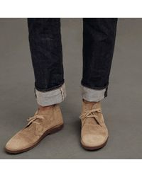 J.Crew - Unisex 1990 Macalister Boot In Suede - Lyst