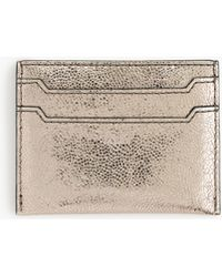 J.Crew - Leather Card Case - Lyst