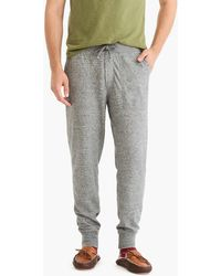 J.Crew - Double-knit Lounge Pant - Lyst