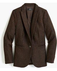 J.Crew - Tall Parke Blazer In English Herringbone Wool - Lyst