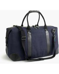 J.Crew - Ludlow Weekender Bag - Lyst