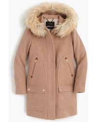 J.Crew - Tall Chateau Parka In Stadium-cloth - Lyst
