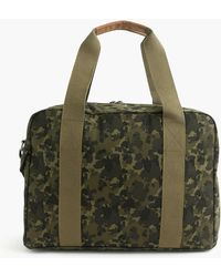 Eastpak - Deve L Opgrade Camo Gym Bag - Lyst