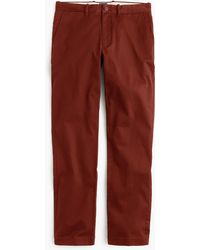 J.Crew - 1040 Athletic-fit Stretch Chino Pant - Lyst