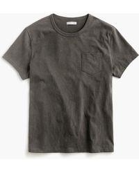 J.Crew - Wallace & Barnes Tubular T-shirt - Lyst