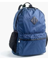 J.Crew - Packable Ripstop Backpack - Lyst