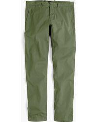 7bad9025266e J.Crew - 484 Slim-fit Lightweight Garment-dyed Stretch Chino - Lyst