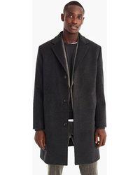 J.Crew - Ludlow Topcoat In Italian Wool-cashmere - Lyst