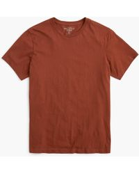 J.Crew - Slim Mercantile Broken-in Crewneck T-shirt - Lyst