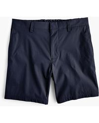 """J.Crew - 7"""" Stretch Tailored Chino Short With Back Elastic Waist - Lyst"""