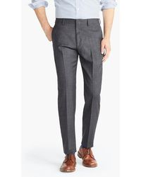 J.Crew - Ludlow Classic-fit Suit Pant In Italian Stretch Worsted Wool - Lyst