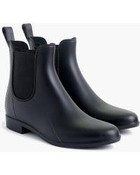 J.Crew - Mercantile Chelsea Rain Boots - Lyst