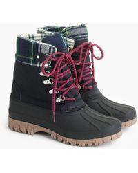 3dd837eb5a1f7 J.Crew - Perfect Winter Boots - Lyst
