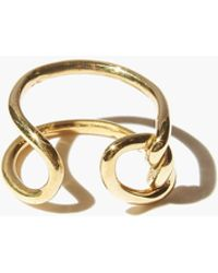 Odette New York - Tether Ring - Lyst