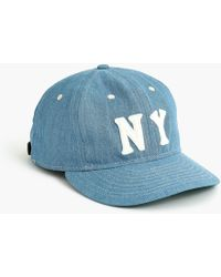 Ebbets Field Flannels - New York Black Yankees Ball Cap - Lyst