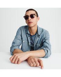 J.Crew - Quad Sunglasses - Lyst