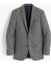 J.Crew - Ludlow Suit Jacket In Italian Glen Plaid Wool - Lyst