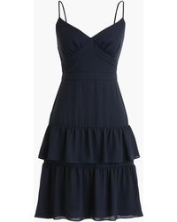 J.Crew - Spaghetti-strap Cha-cha Mini Dress - Lyst