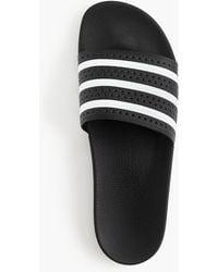 bae78606d Men's adidas Flip-flops Online Sale - Lyst