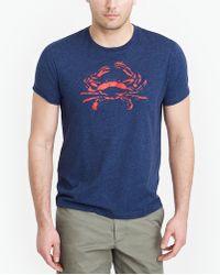 J.Crew - Broken-in Crab T-shirt - Lyst