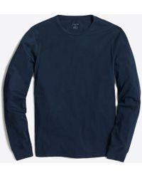 J.Crew - J. Crew Mercantile Long-sleeve T-shirt - Lyst