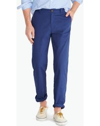 J.Crew - Bleecker Athletic-fit Lightweight Chino - Lyst