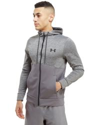 Under Armour - Twist Poly Full Zip Hoodie - Lyst