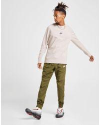Nike - Sportswear Tech Crew Sweatshirt - Lyst