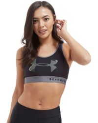 cb3fae94c82f8 Forever 21 Low Impact - Keyhole Sports Bra in Black - Lyst