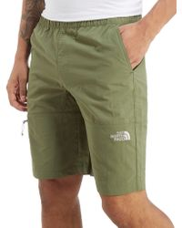 The North Face - Z-pocket Woven Shorts - Lyst
