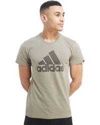 adidas - Hd Lines T-shirt - Lyst