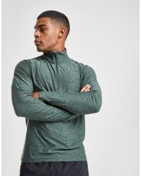 New Balance - Core 1/4 Zip Top - Lyst
