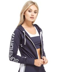 Superdry | Speed Full-zip Hoody | Lyst