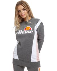 Ellesse | Colourblock Crew Sweatshirt | Lyst