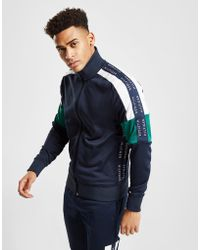 Tommy Hilfiger - Sleeve Block Track Top - Lyst