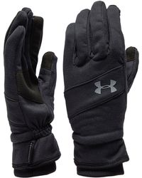 Under Armour - Storm Coldgear Infrared Elements Gloves - Lyst